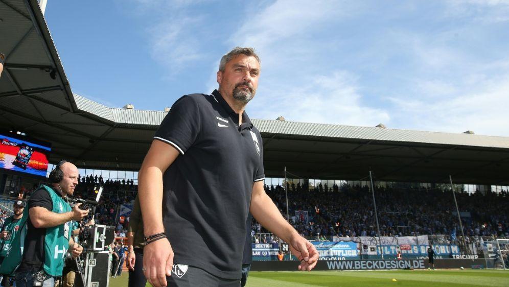 Trainer Reis und Bochum holen einen 0:2-Rückstand auf - Bildquelle: FIROFIROSID