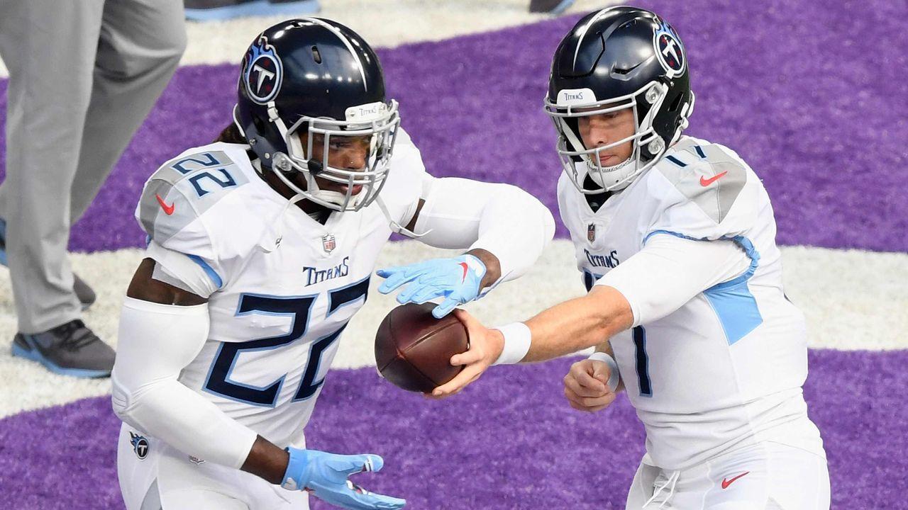 22. Pick: Tennessee Titans - Bildquelle: getty