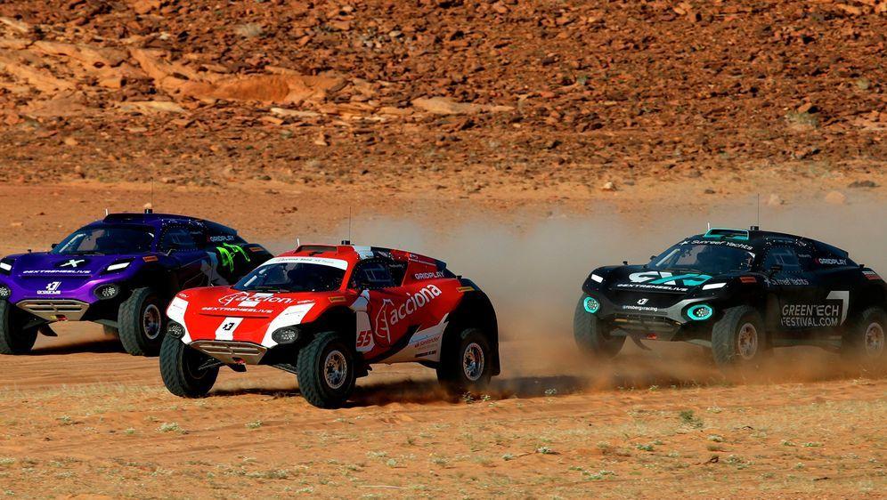 Die Extreme E macht Station im Senegal. - Bildquelle: Motorsport ImagesTel: +44(0)20 8267 3000email: info@motorsportimages.com