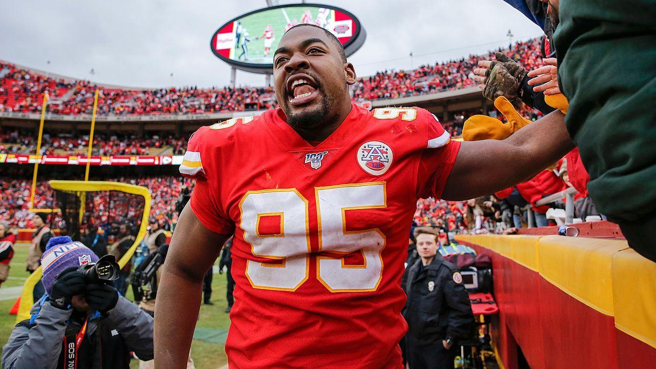 FIX: Kansas City Chiefs - Bildquelle: 2019 Getty Images