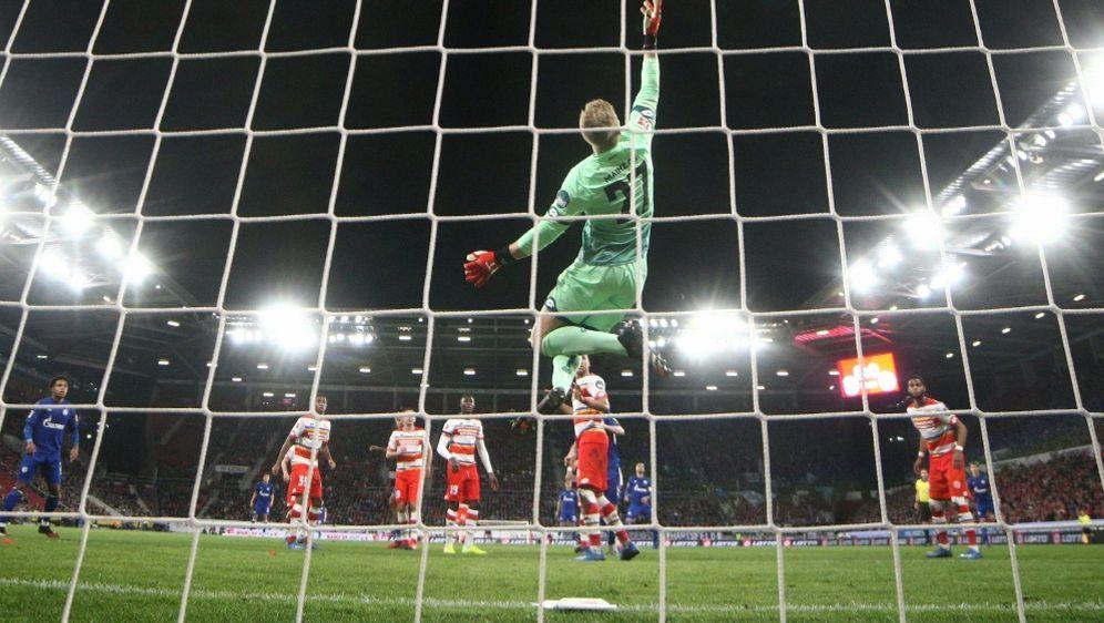 Keine Tore im Duell Mainz gegen Schalke - Bildquelle: FIROFIROSID