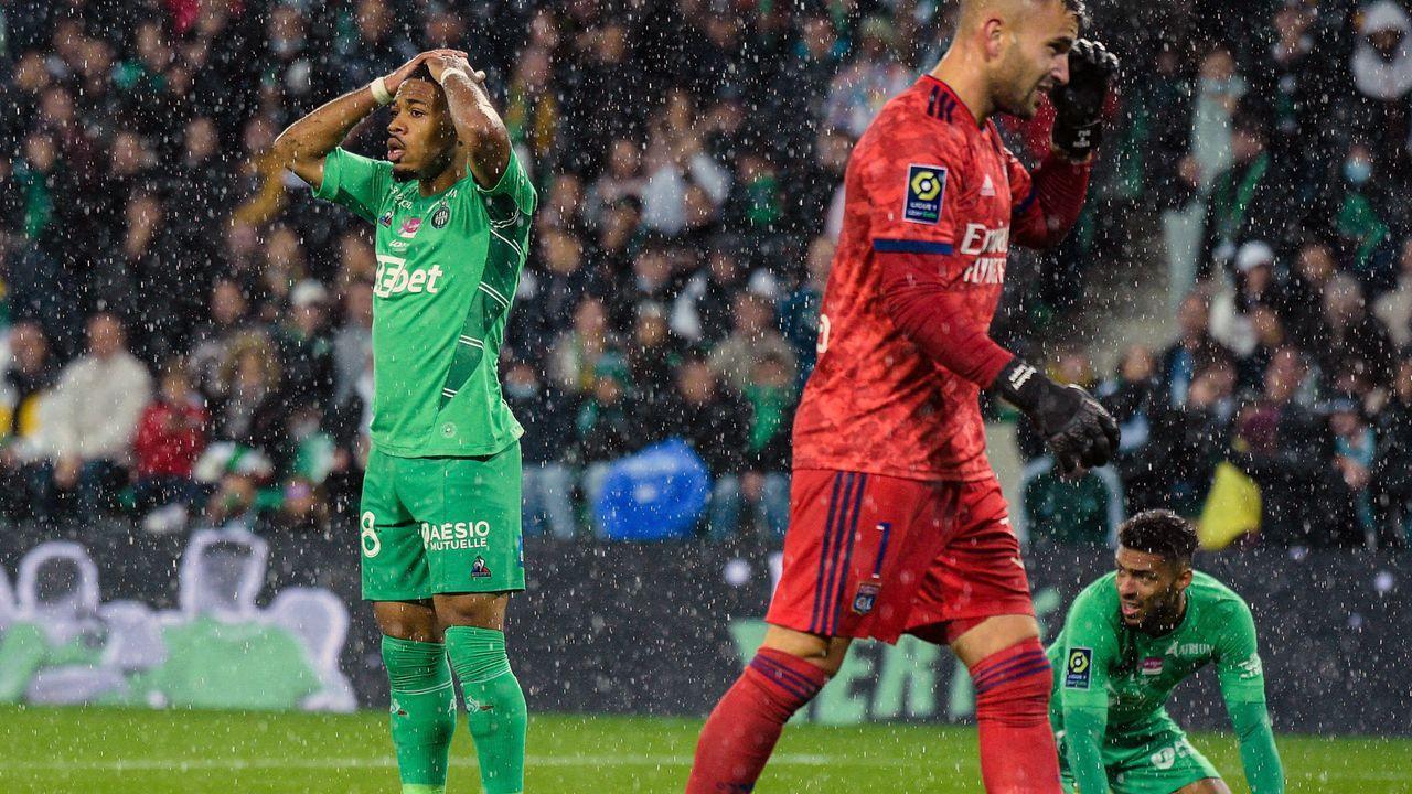 AS St. Etienne (Ligue 1/Frankreich) - Bildquelle: imago images/PanoramiC