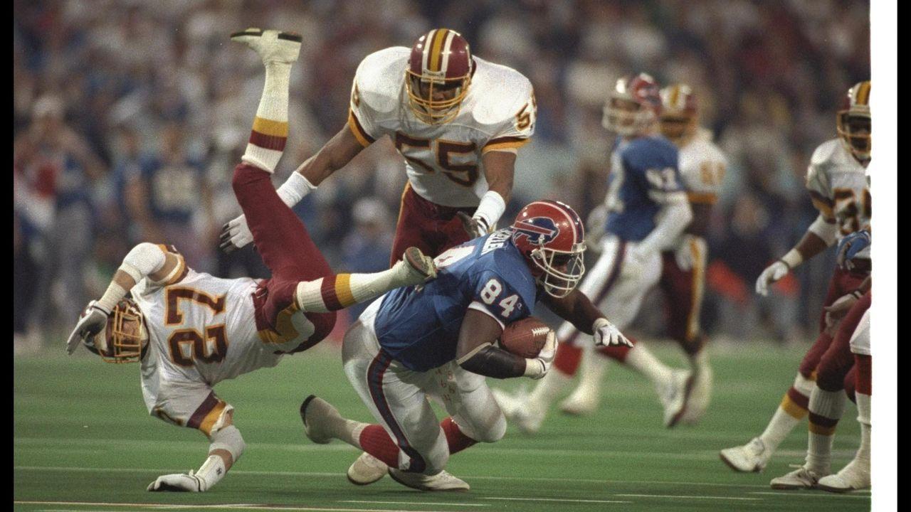 3. Spieltag - Super Bowl XXVI Rematch: Washington Football Team vs. Buffalo Bills - Bildquelle: getty