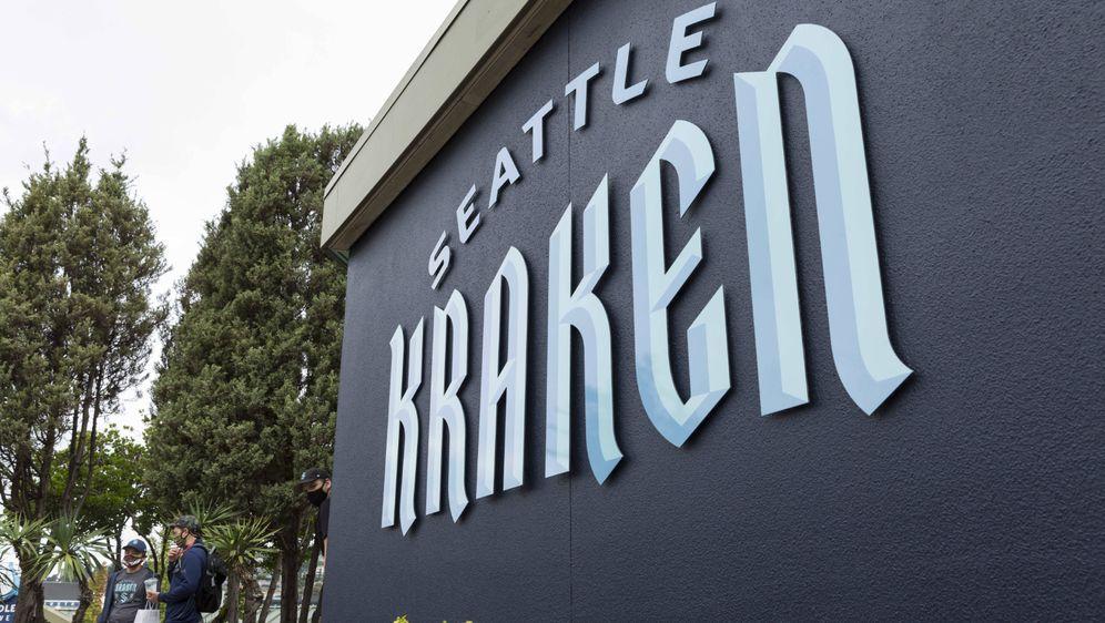 Das 32. Team der NHL: Die Seattle Kraken - Bildquelle: Imago