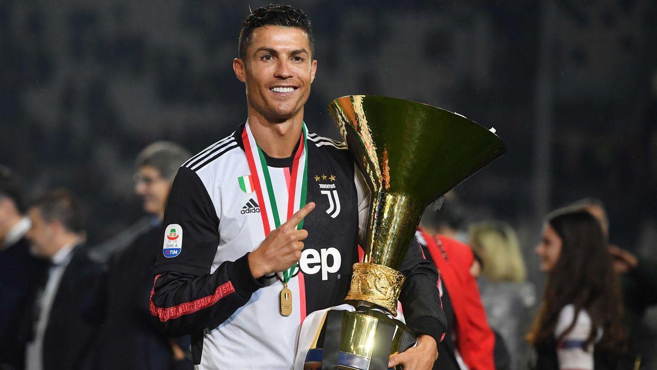 Platz 7: Cristiano Ronaldo - Bildquelle: imago/VI Images