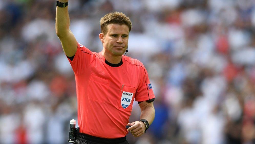 England Wales Schiedsrichter