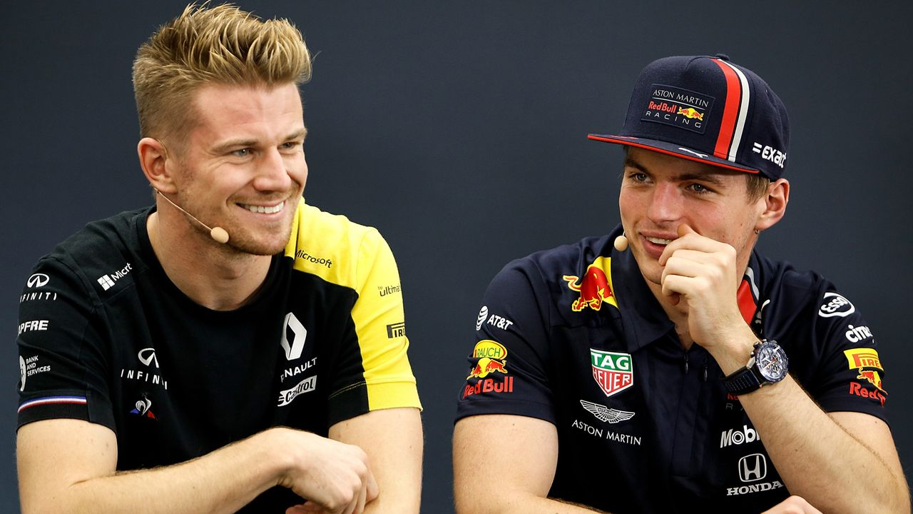 Nico Hülkenberg hofft auf Chance bei Red Bull Racing - Bildquelle: imago images/eu-images