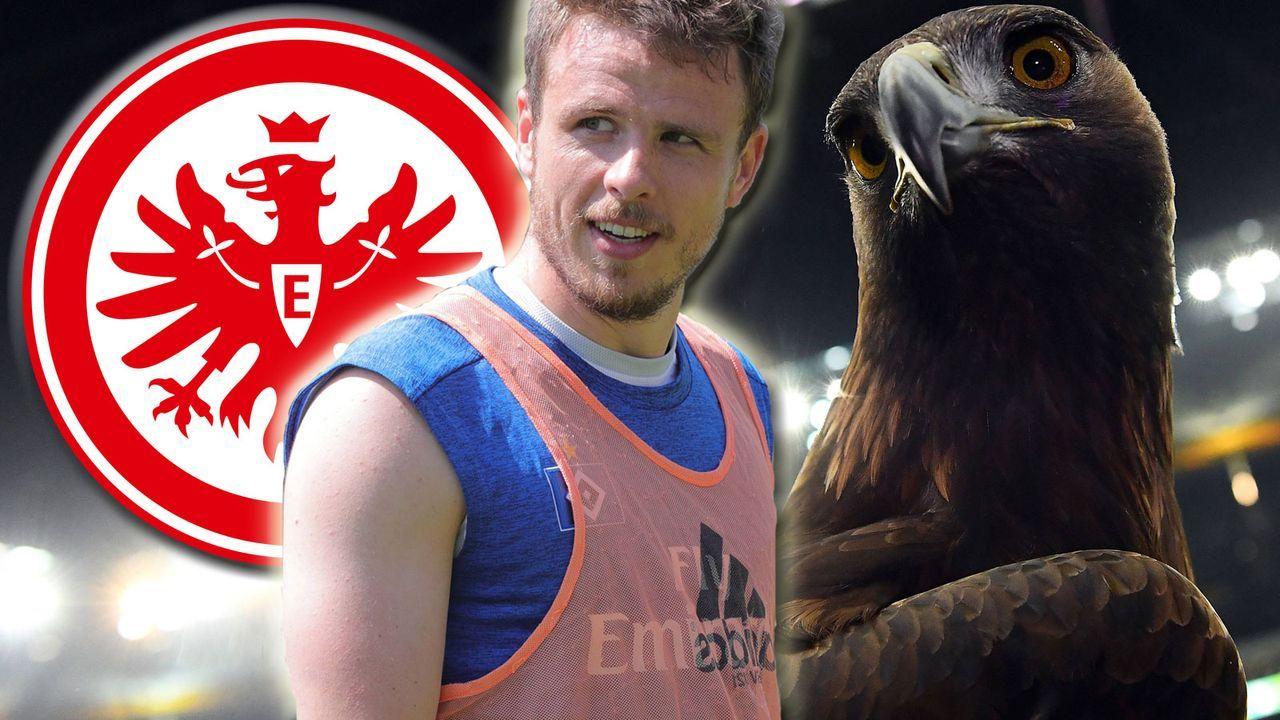 Nicolai Müller (Zugang Eintracht Frankfurt) - Bildquelle: 2017 Getty Images