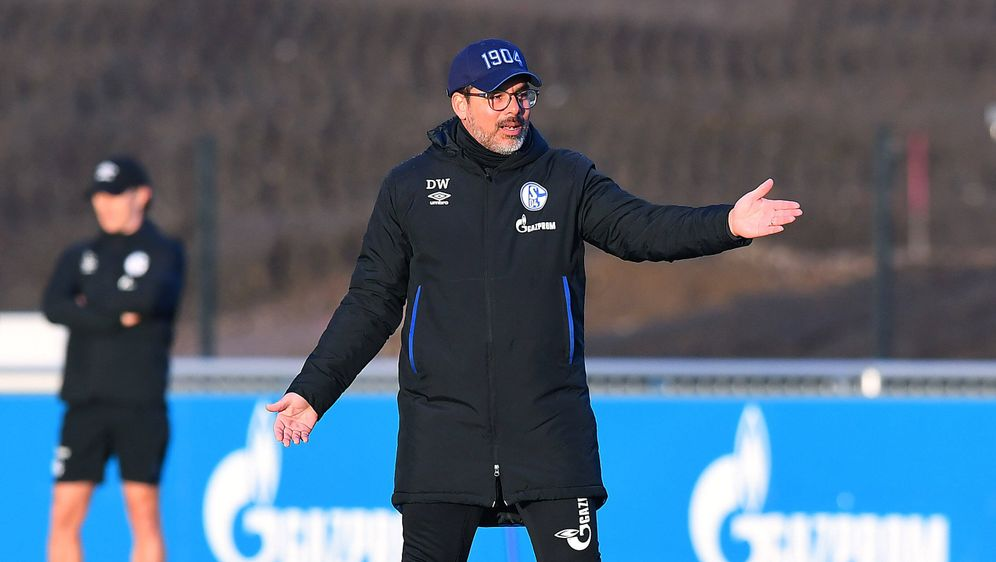 David Wagner fährt mit Schalke im Sommer nach Mittersill - Bildquelle: imago