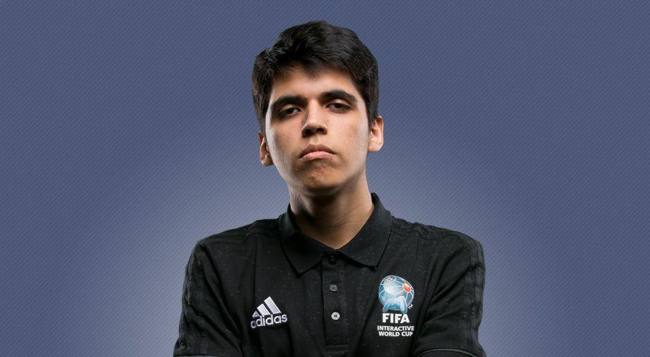 """Nicolas """"Nicolas99FC"""" Villalba (Argentinien) - Bildquelle: FIFA"""