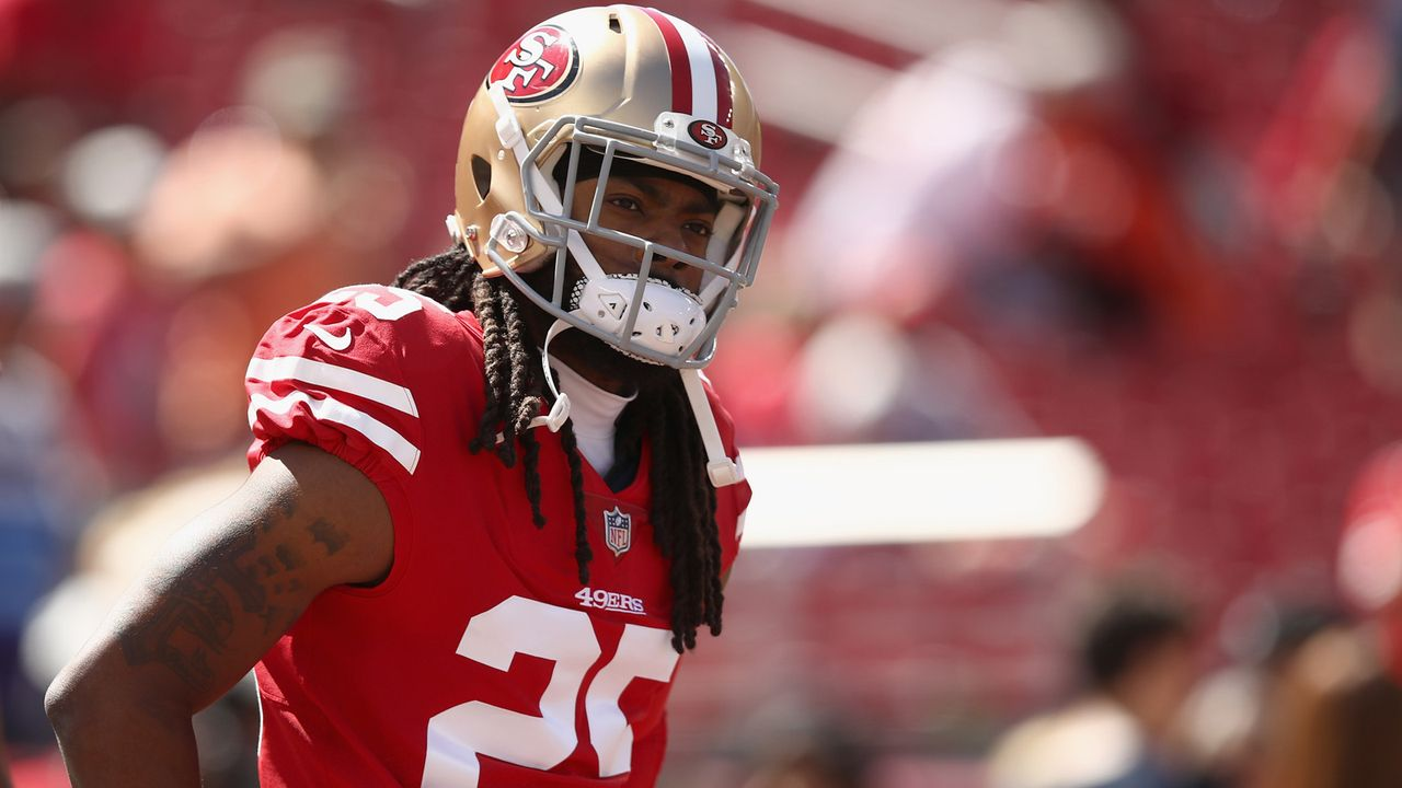 Richard Sherman – Cornerback bei den San Francisco 49ers - Bildquelle: Getty Images