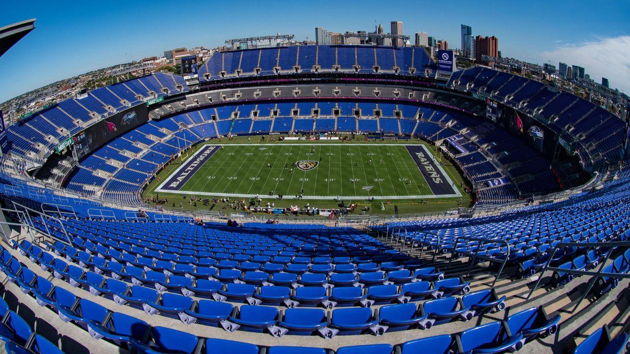 19. Baltimore - Bildquelle: imago images / Icon SMI