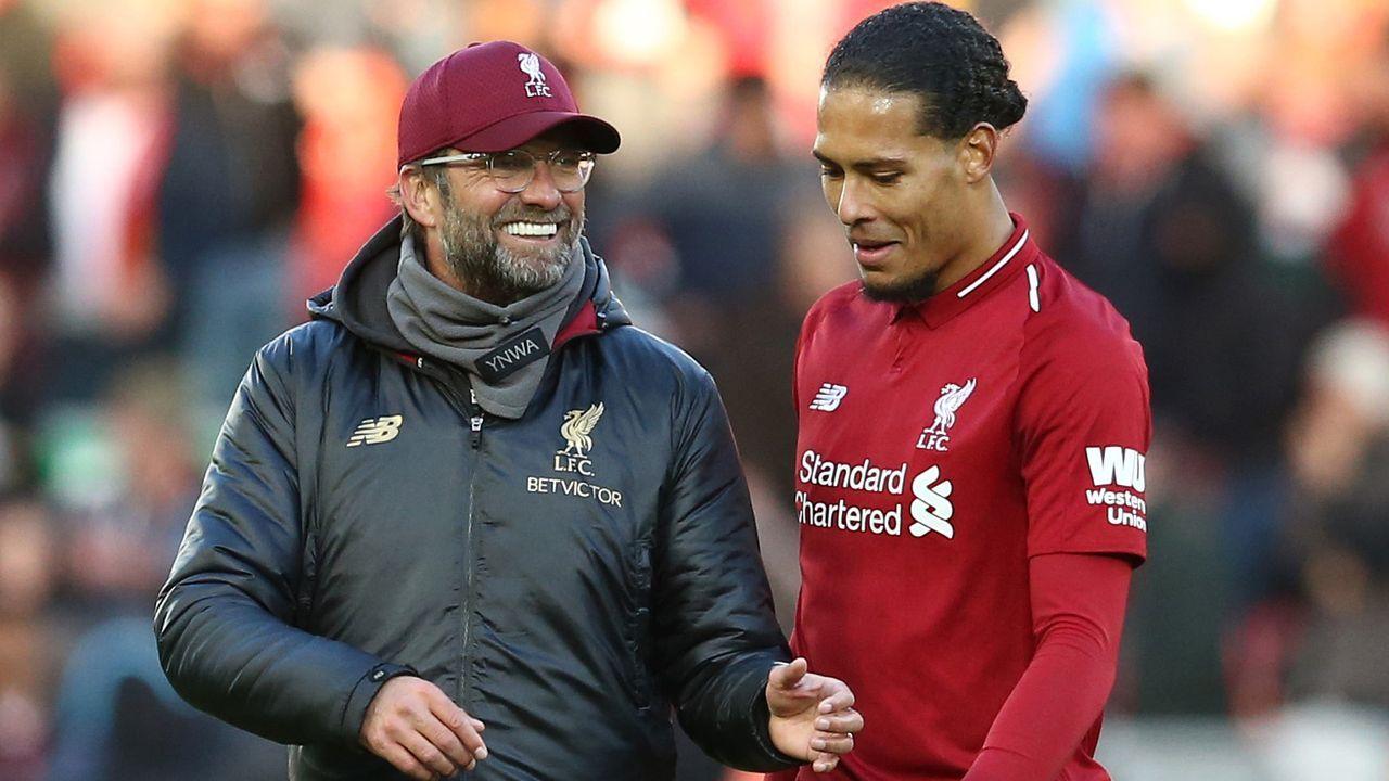 Platz 1: Liverpool FC - Bildquelle: 2018 Getty Images