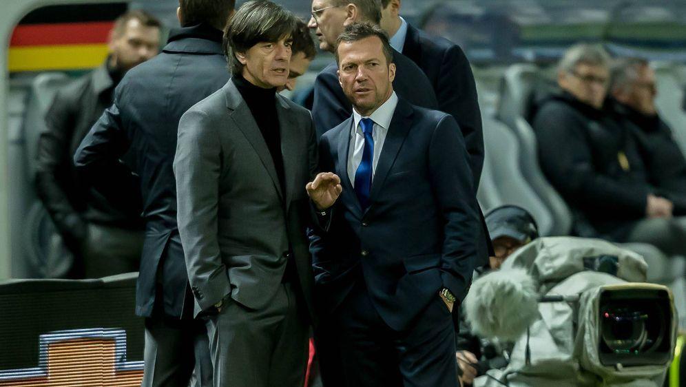 Matthäus meint: Löw erreicht die Mannschaft nicht mehr - Bildquelle: FIROFIROSID