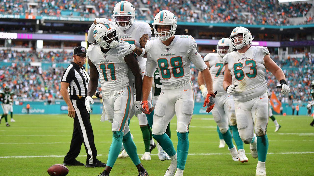 Miami Dolphins - Bildquelle: 2019 Getty Images