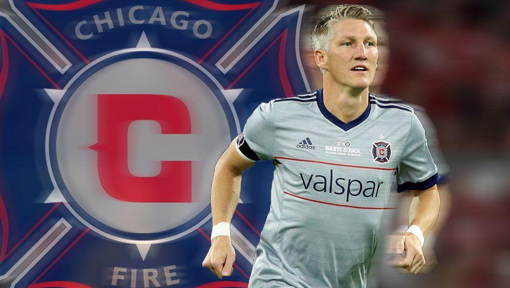 Bastian Schweinsteiger bleibt der MLS treu - Bildquelle: Getty