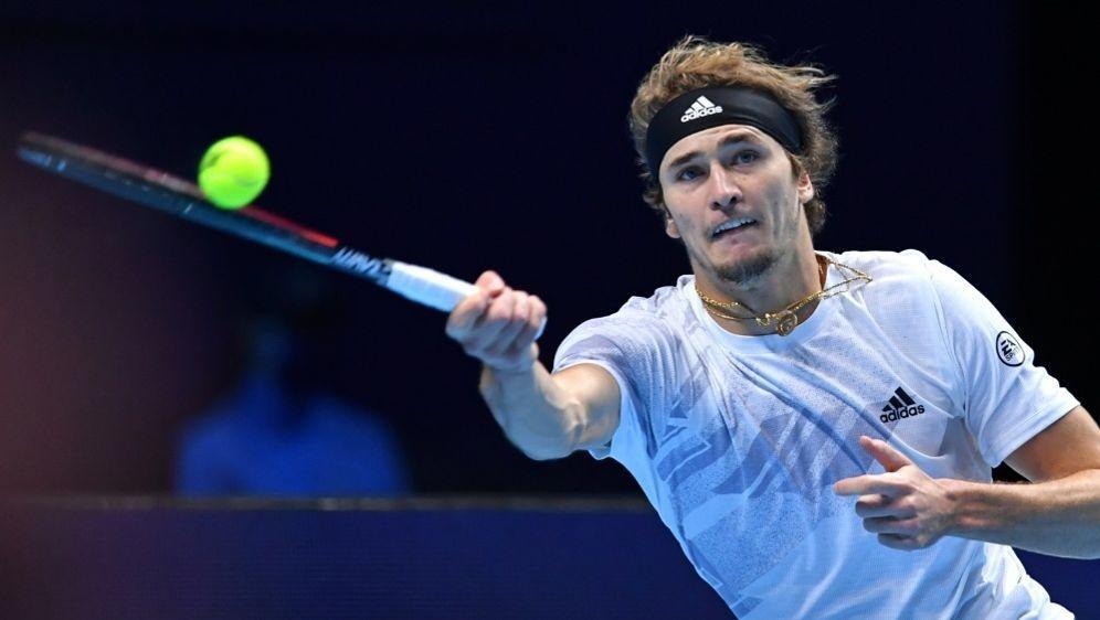 Tennisprofi Alexander Zverev - Bildquelle: AFPSIDGLYN KIRK