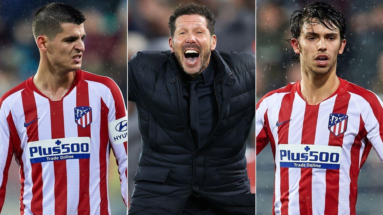 Atletico Madrid: Das sollen die Fußball-Stars verdienen - Bildquelle: Getty Images