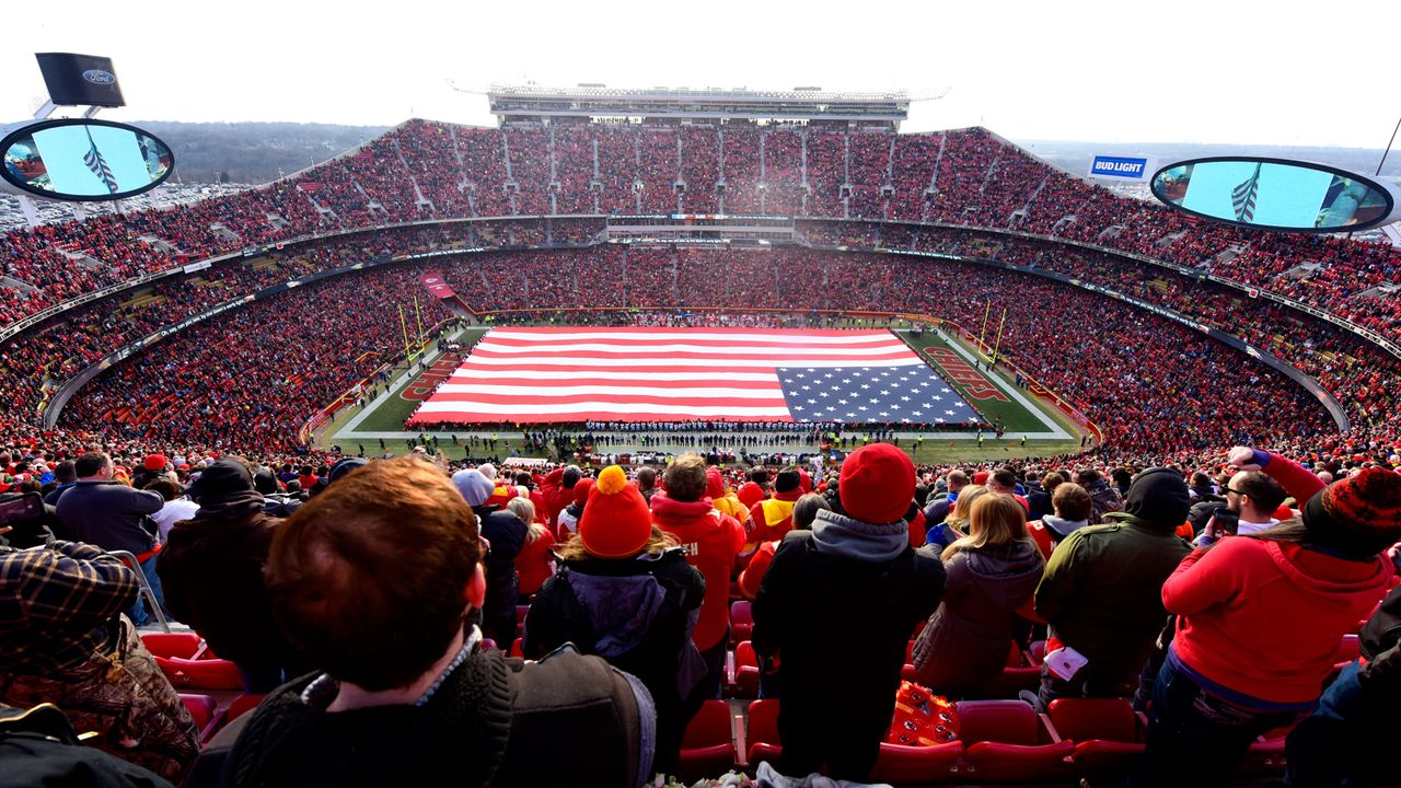 Kansas City Chiefs: Arrowhead Stadium - Bildquelle: Getty Images