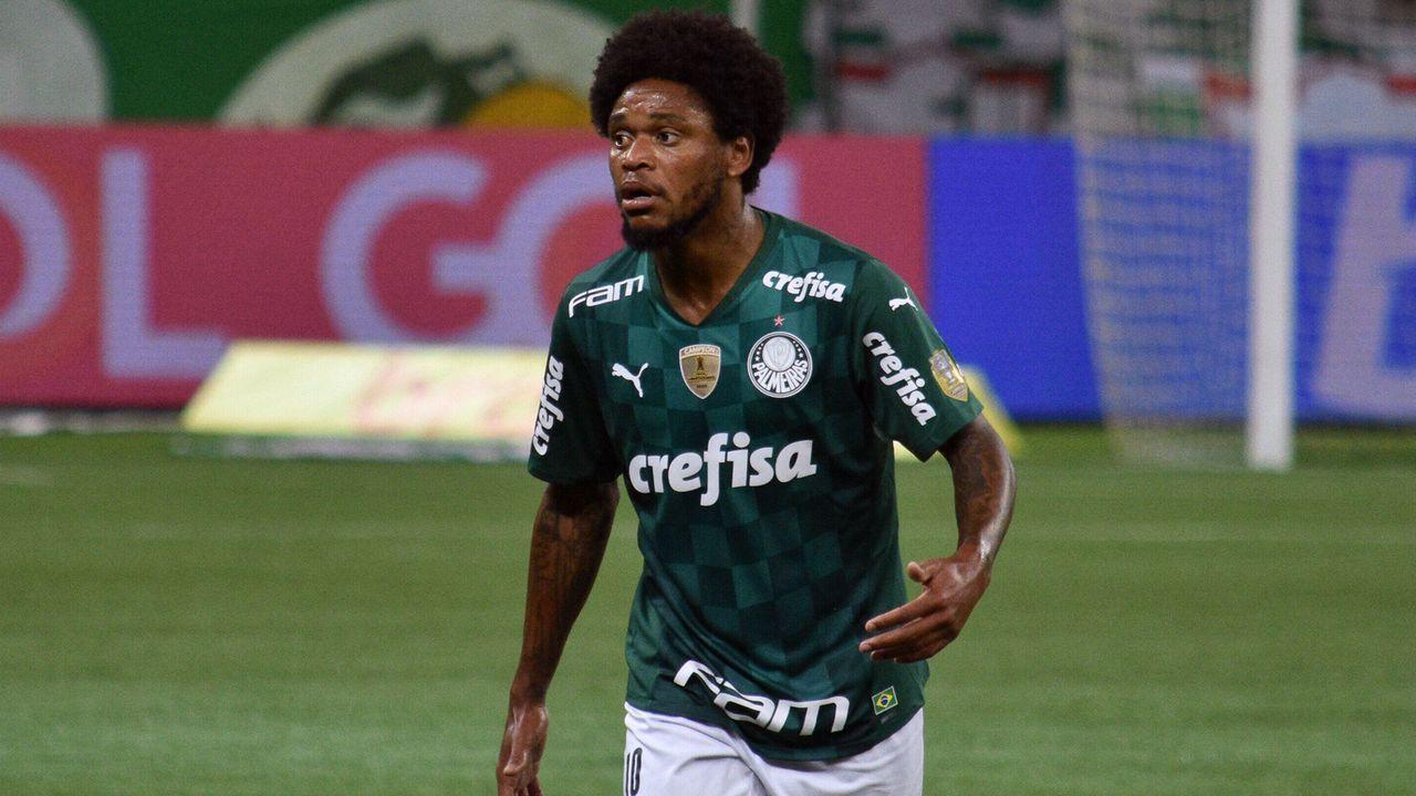 Luiz Adriano (Palmeiras) - Bildquelle: imago images/TheNews2