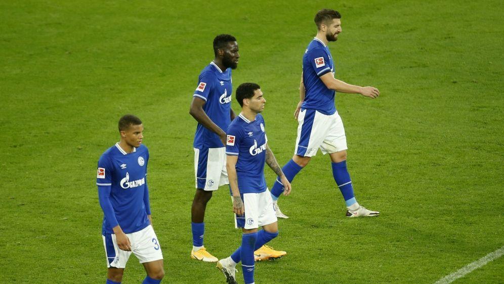 Zum 24. Mal in Folge ohne Sieg: Schalke 04 - Bildquelle: AFPSIDLEON KUEGELER
