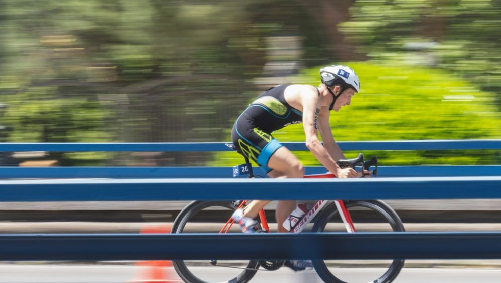 Maximilian Schwetz unter den zehn besten Triathleten - Bildquelle: PIXATHLONPIXATHLONSID
