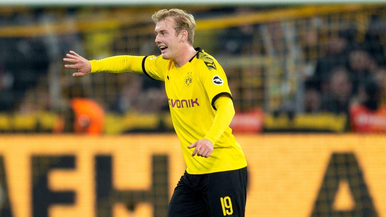 Julian Brandt (Borussia Dortmund) - Bildquelle: imago