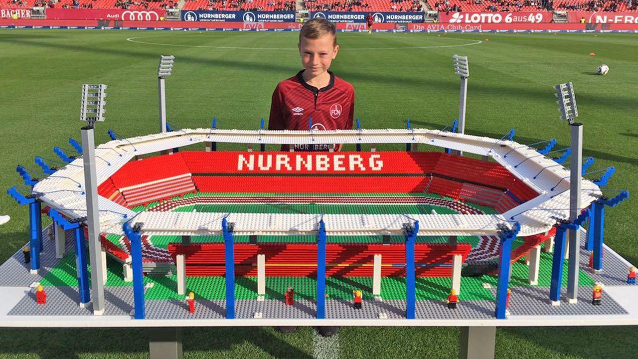 1. FC Nürnberg - Bildquelle: Twitter @awaydayjoe