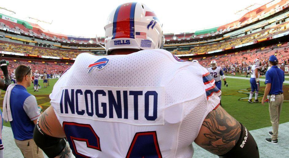 Richie Incognito - Bildquelle: imago/Icon SMI
