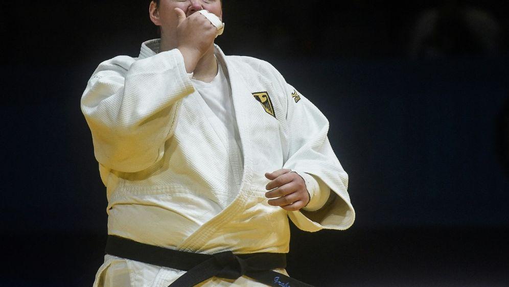 Jasmin Grabowski unterlag der Französin Julia Tolofua - Bildquelle: AFPSIDMICHAL CIZEK