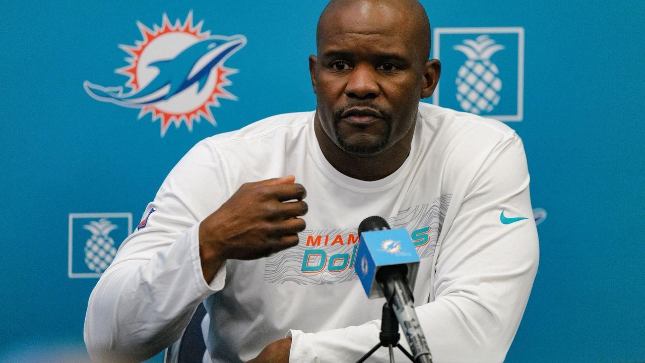 22. Platz: Miami Dolphins - Bildquelle: 2019 Mark Brown
