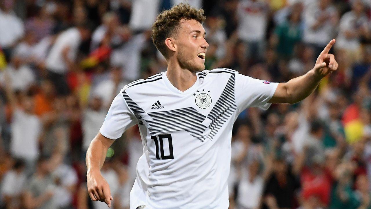 Luca Waldschmidt (Deutschland) - Bildquelle: 2019 Getty Images