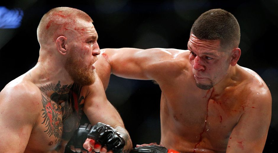 Kommt Nate Diaz zum Mega-Fight? - Bildquelle: Getty Images