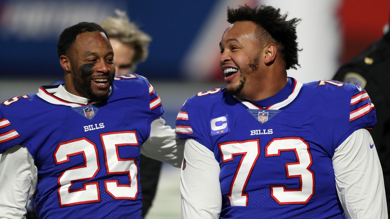Platz 18 (geteilt): Buffalo Bills - Bildquelle: 2021 Getty Images