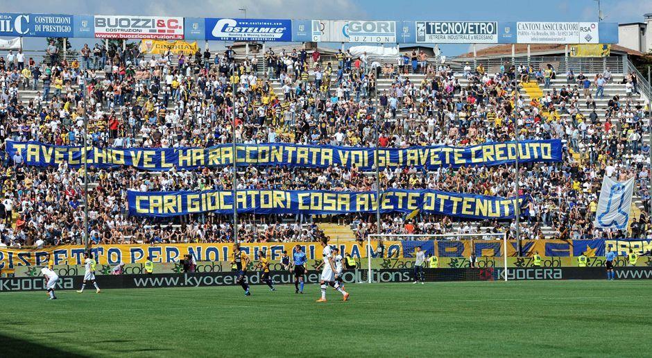 Parma Calcio: Zwei Neugründungen waren notwendig - Bildquelle: imago/HochZwei/Syndication