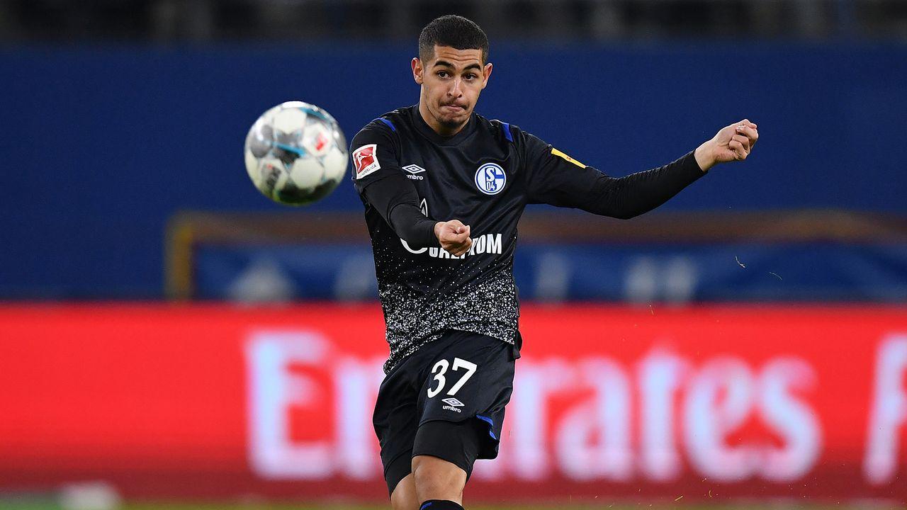 Levent Mercan (Schalke 04) - Bildquelle: Getty Images