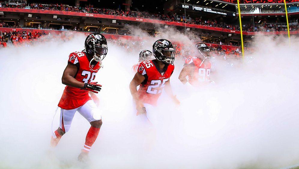 Kommen die Falcons 2020 nach London? In der kommenden Saison wird Atlanta ei... - Bildquelle: Getty