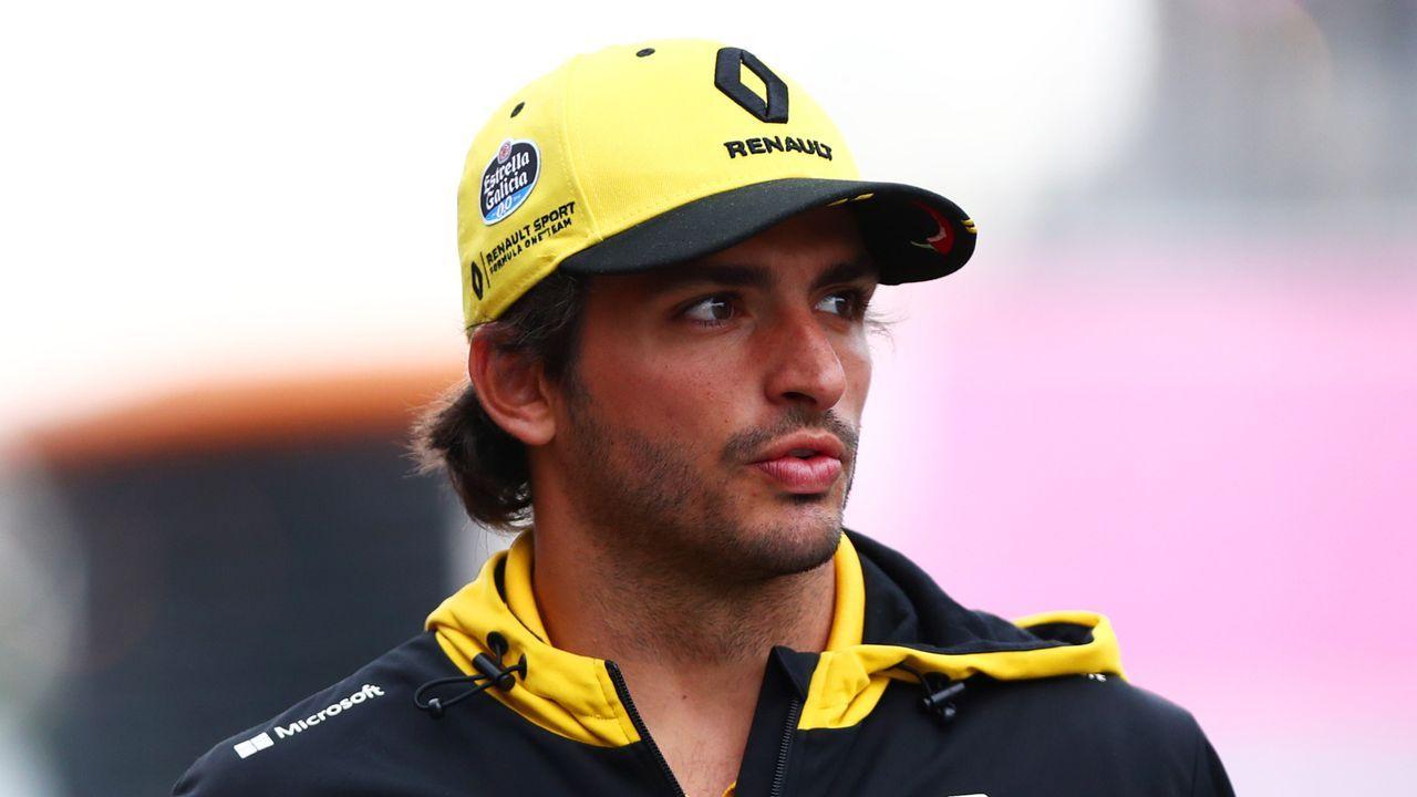 Carlos Sainz (McLaren) - Bildquelle: getty