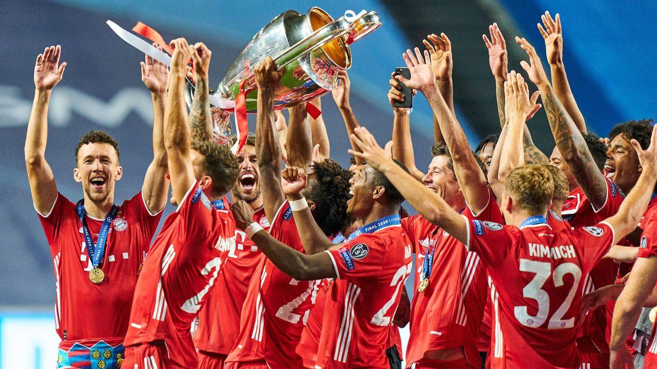 Bayern-Vorgänger: Wie ging es nach dem Triple weiter? - Bildquelle: Peter Schatz / Pool