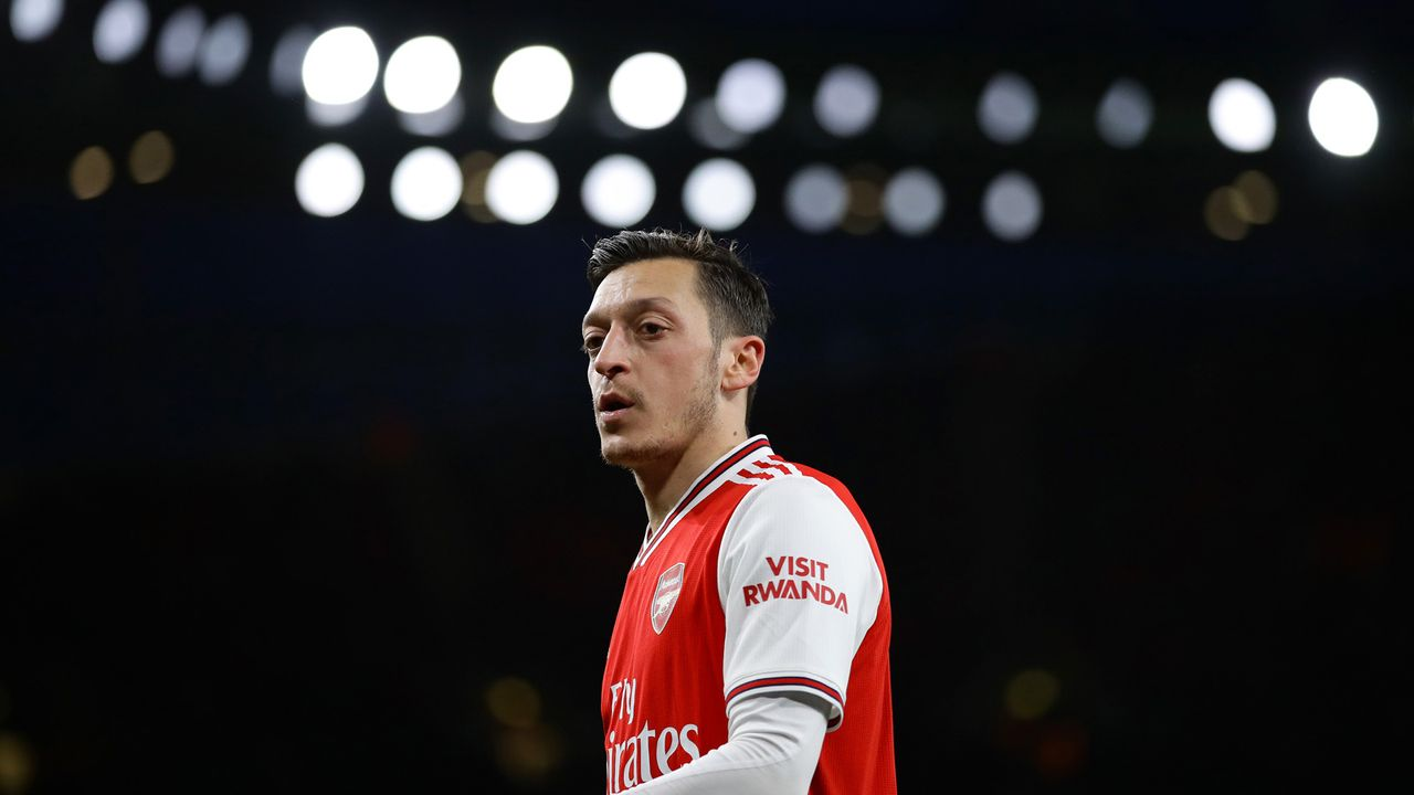 Der Abstieg des Mesut Özil - Bildquelle: 2020 Getty Images