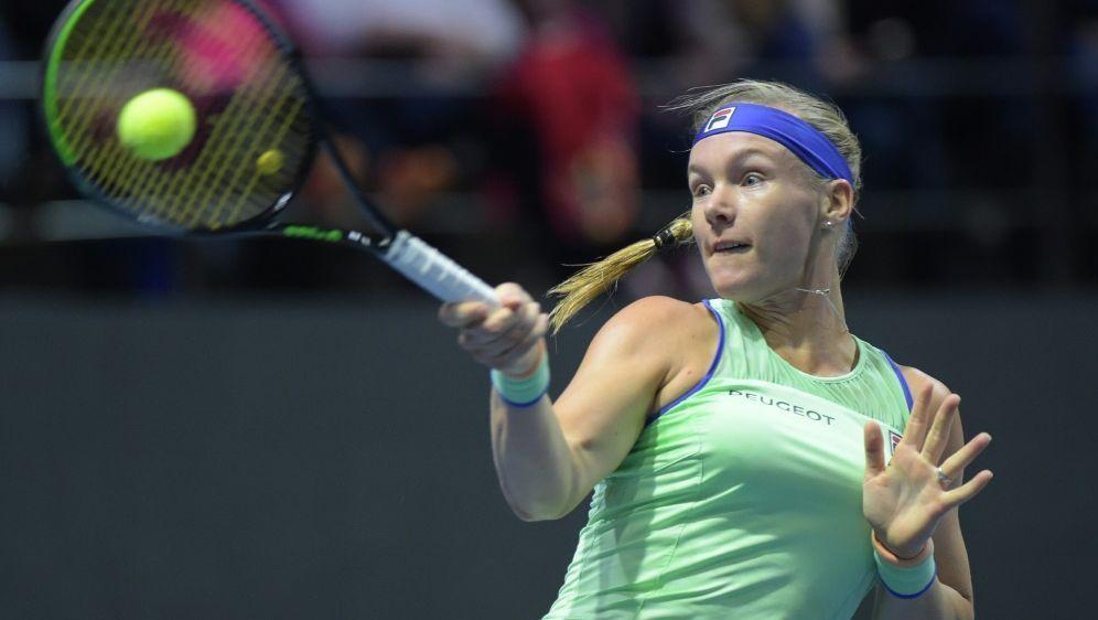 Auch Kiki Bertens wird nicht an den US-Open teilnehemen - Bildquelle: AFPSIDOLGA MALTSEVA