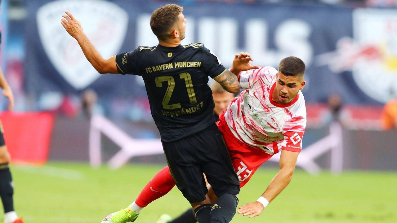 Andre Silva (RB Leipzig) - Bildquelle: Imago