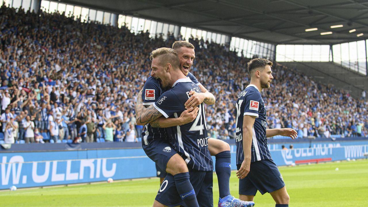 Gewinner: Alle Spieler, Fans und Verantwortliche des VfL Bochum - Bildquelle: Imago