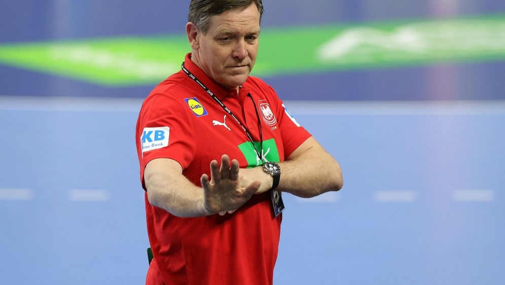 Handball-Bundestrainer Alfred Gislason - Bildquelle: FIROFIROSID