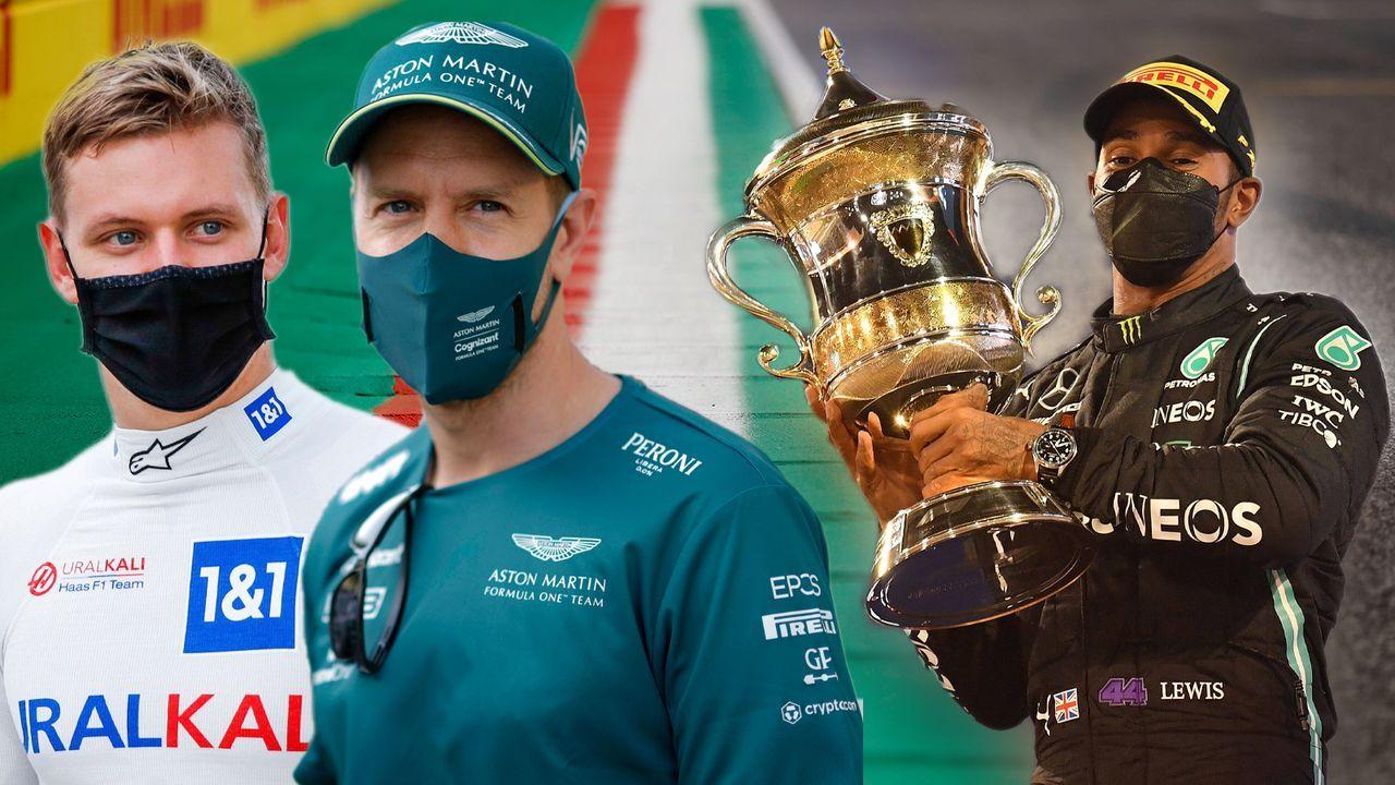 Vettel, Schumacher, Zweikampf an der Spitze: Was bringt das Rennen in Imola?