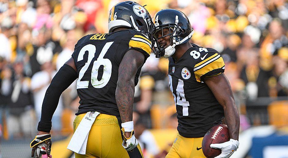 Platz 8: Pittsburgh Steelers - Bildquelle: 2017 Getty Images