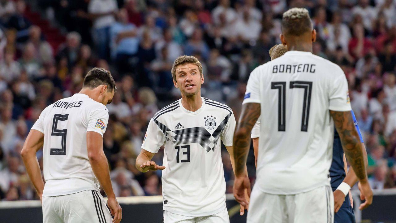 Diese DFB-Stars sind die größten Löw-Opfer - Bildquelle: imago/DeFodi