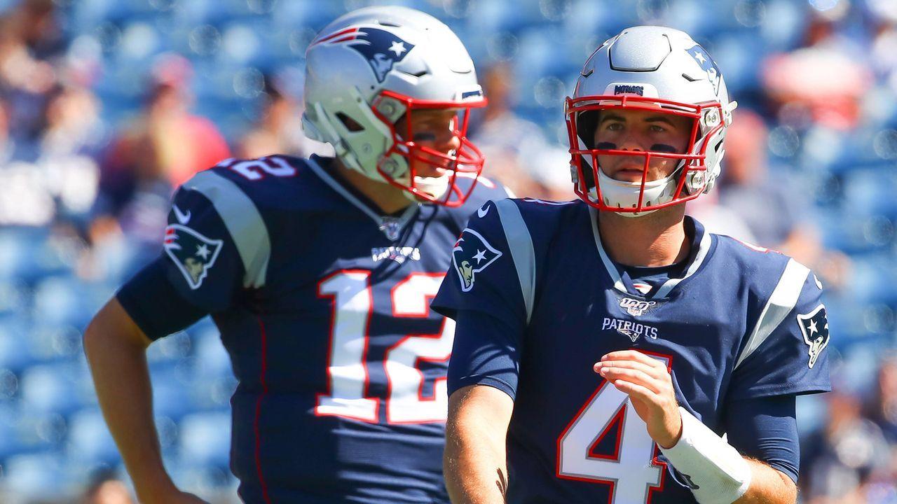 Jarrett Stidham: Ist er Tom Bradys Nachfolger? - Bildquelle: imago images/ZUMA Wire