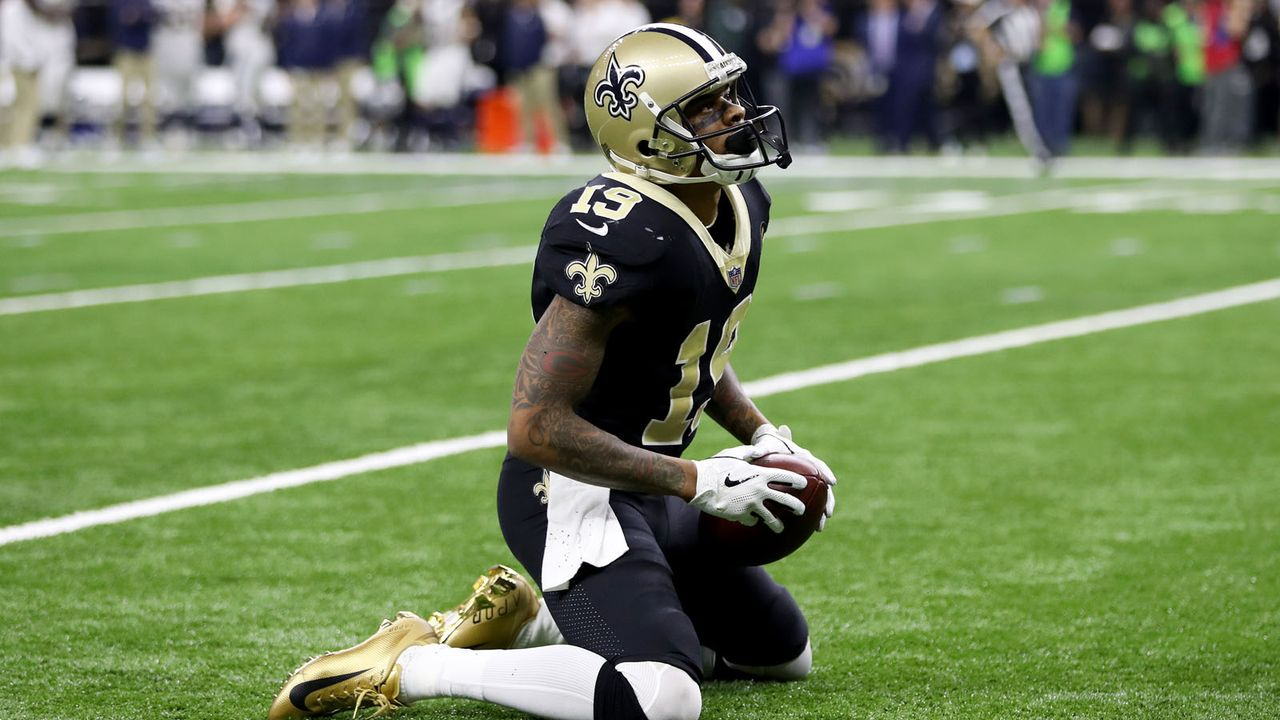 Platz 19: New Orleans Saints - Bildquelle: 2019 Getty Images