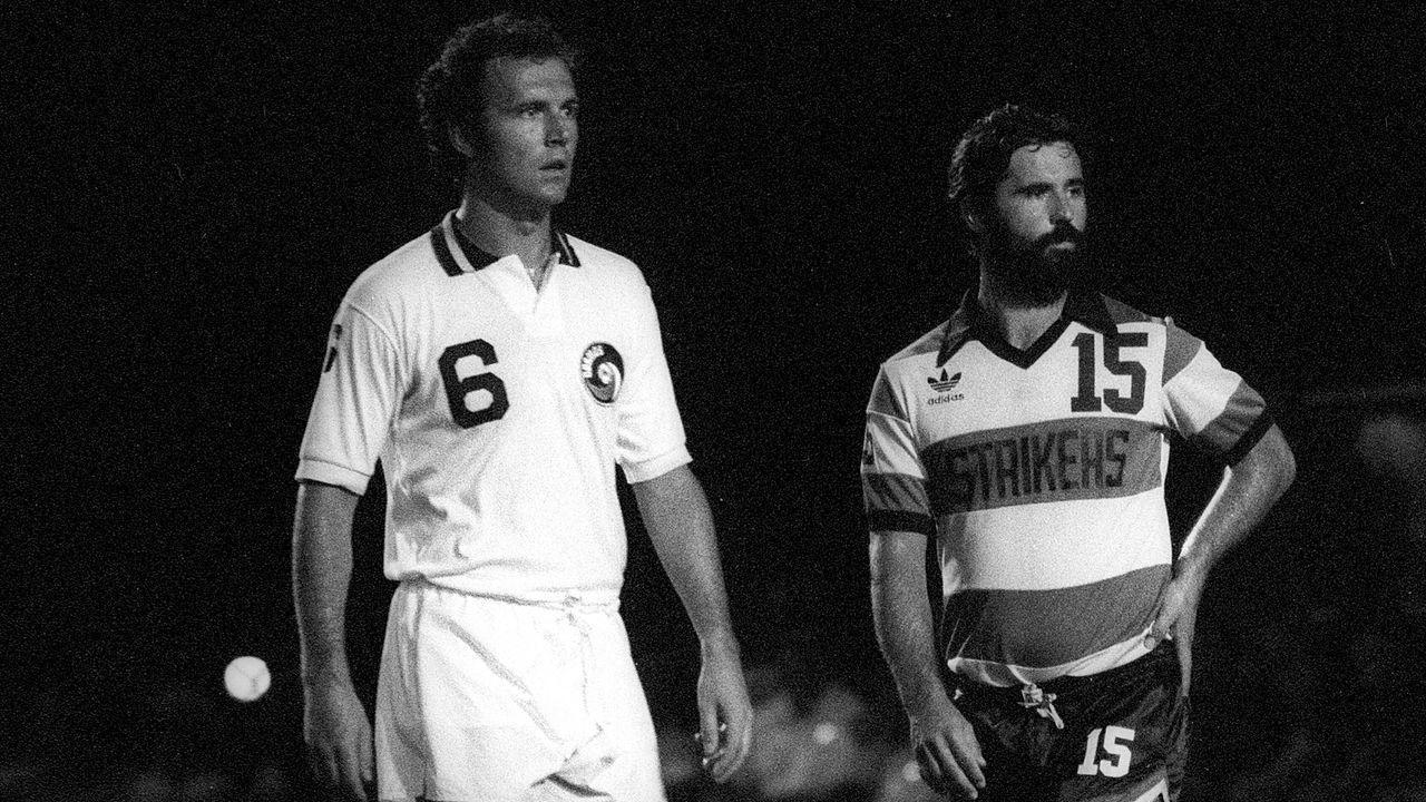 Franz Beckenbauer - Bildquelle: imago/WEREK